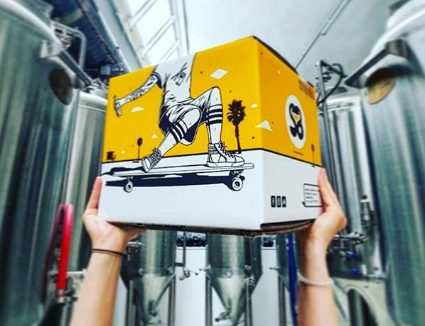 Que contient la box ?